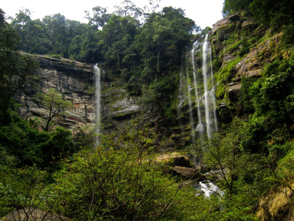 The Na Sanam Waterfalls