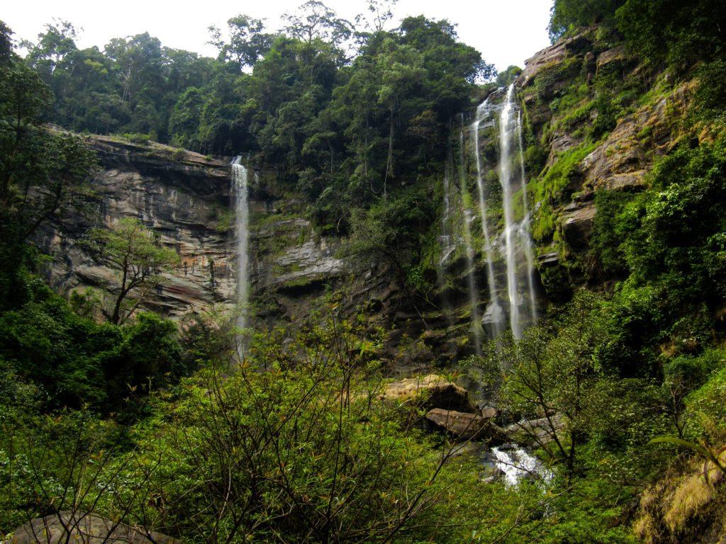 Thakhek loop Na Sanam Wasserfälle